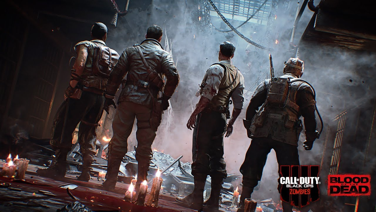 Call Of Duty Black Ops Cold War Possibly Outed By A Bag Of Doritos