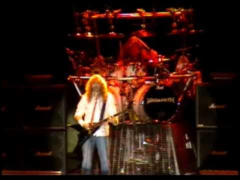 Megadeth  Back In The Day  In Chile 2005