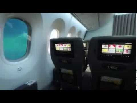 Air Canada New Air Canada 787 Dreamliner Youtube