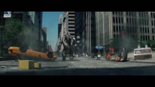 The Amazing Spider Man 2 La amenaza de electro escena Rhino [Español Latino FULL HD]