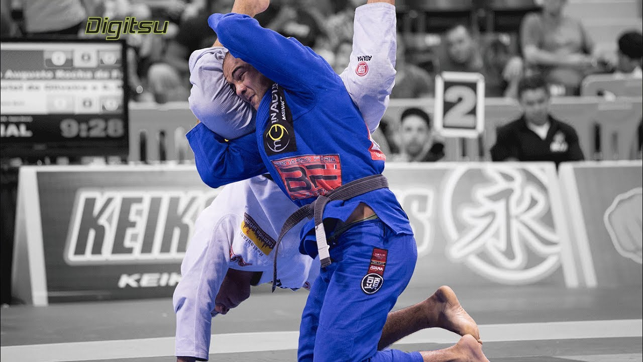 Bernardo Faria: Z-Guard Power Double