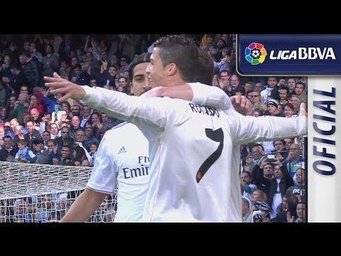 Resumen De Real Madrid (5-1) Real Sociedad - HD