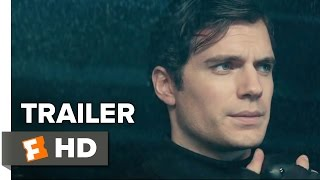 The Man From U.N.C.L.E. Official Comic-Con Trailer (2015) – Henry Cavill, Armie Hammer Movie HD