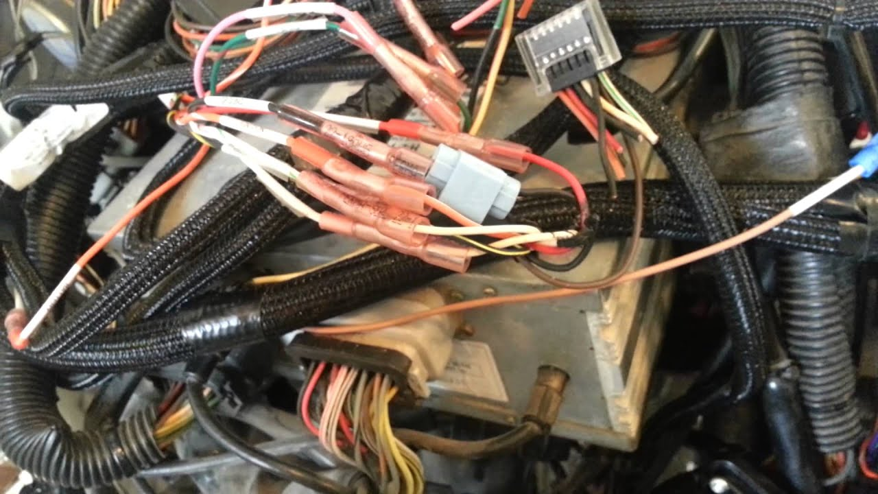 maxresdefault 96 03 medallion bagger gauge installation youtube medallion mdc 1600 wiring diagram at soozxer.org