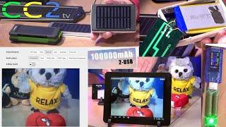 CC2tv # 247 Alte Smartphones als Webcam und das verlogene Wunder der Solar-Power-Bank