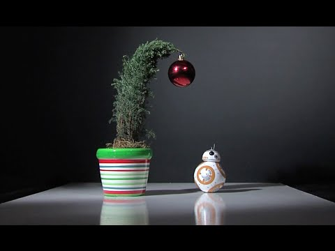 star wars bb 8 wishes you a merry christmas - Merry Christmas Star Wars