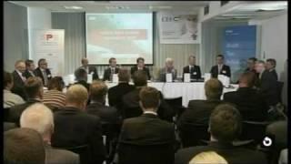 Setkání lídrů českého stavebnictví 2010.