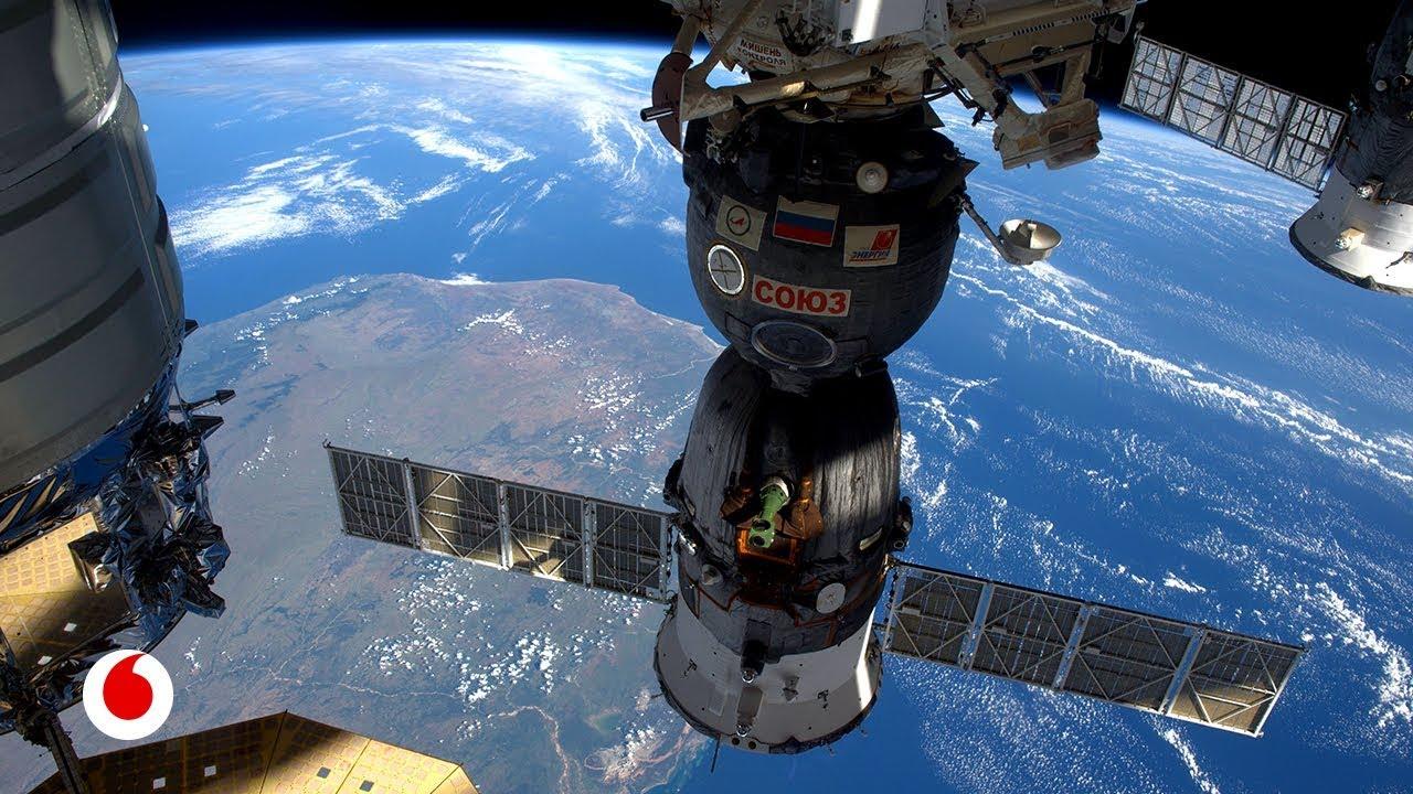 La cooperación internacional por la paz se consigue desde el espacio