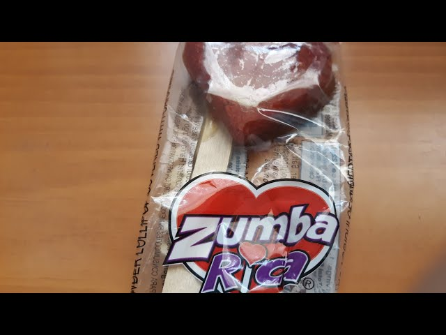 ZUMBA RICA MEXICAN CANDY REVIEW