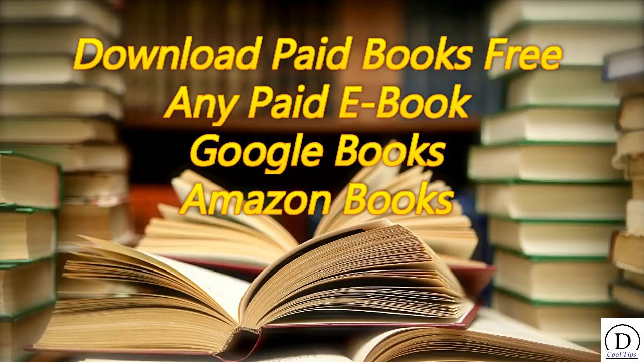 Download paid books free of cost youtube.