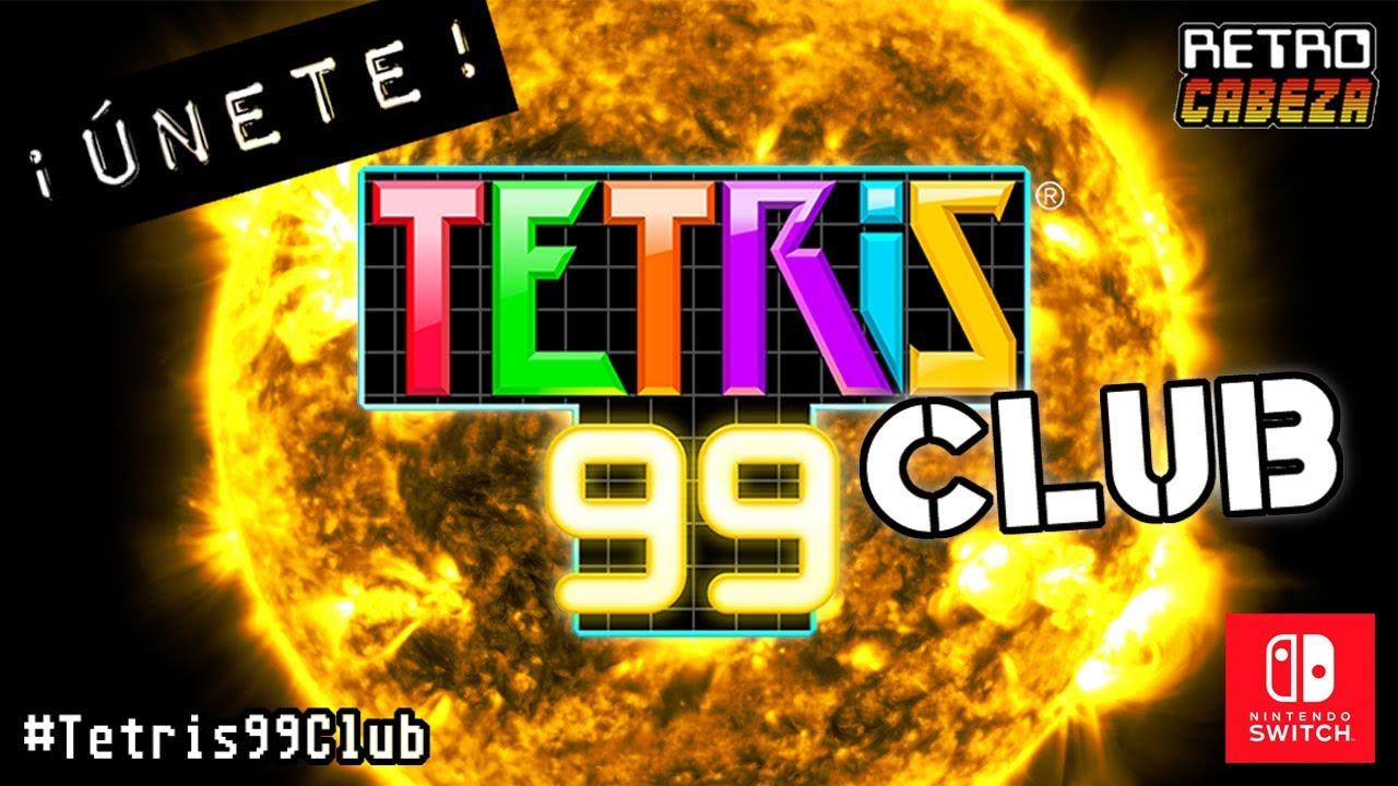 TETRIS 99 Club Día 31 (09/08/2020) ¡ÚNETE!