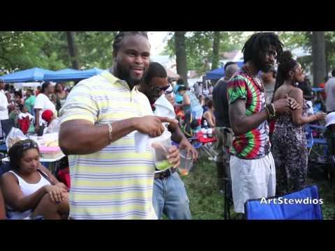 Roselle NJ House Music Festival Part 2