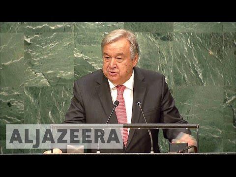 Antonio Guterres formally elected as UN chief