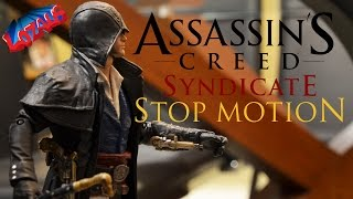 ASSASSIN'S CREED SYNDICATE - STOP MOTION COMIC VIDEO
