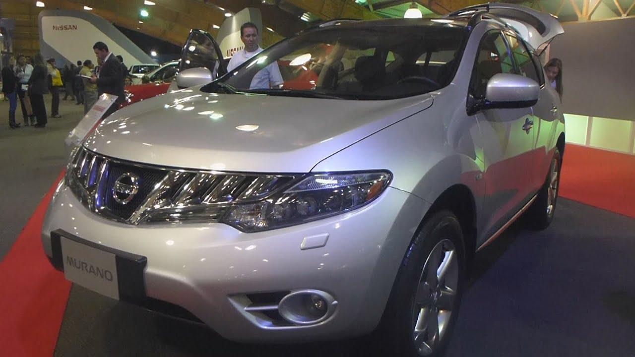 Nissan murano 2013 saln automvil bogota 2012 full hd youtube vanachro Gallery