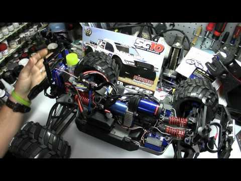 Traxxas Summit Dewalt 14 4v Motor Upgrade Conversion Nl