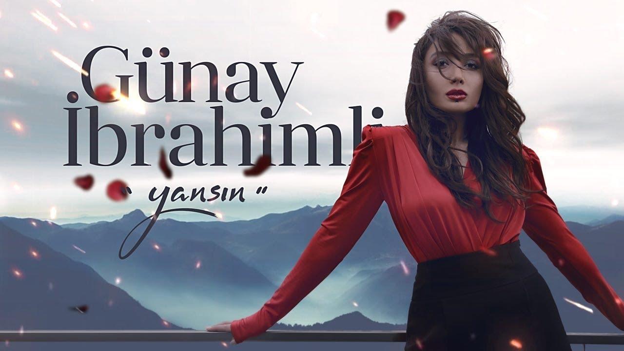 Gunay Ibrahimli Aman Ayriliq Youtube