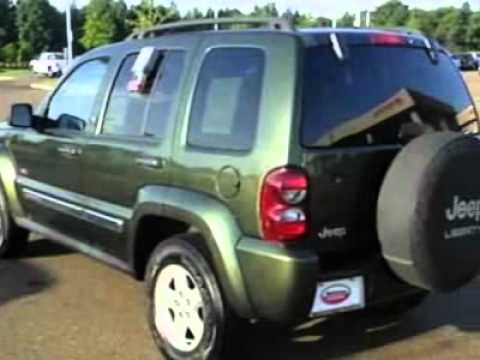 2006 Jeep Liberty Sport SUV – Cordova, TN