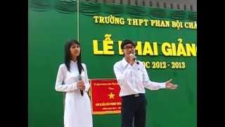 Mai Phương - Minh Nhật - Khúc Hát Tựu Trường - Phan Bội Châu Phan Thiết