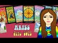 ARIES JUNE 2018 they're crazy about you! Tarot psychic reading forecast predictions