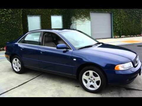 2000 Audi A4 2.8 quattro for sale in REDWOOD CITY, CA ...