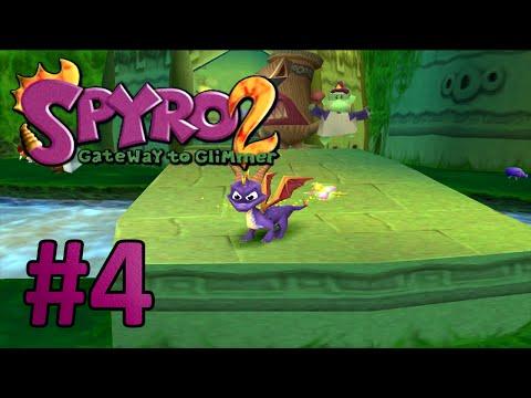 Spyro 2: Gateway to Glimmer - Sorgenti Idoli (Ep.4) - 100% WALKTHROUGH ITA