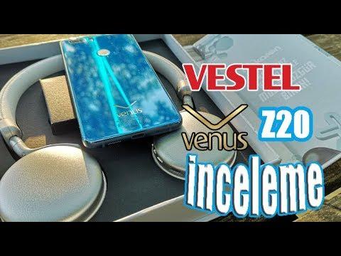 Vestel Venus Z20 inceleme! Yok böyle bir inceleme!