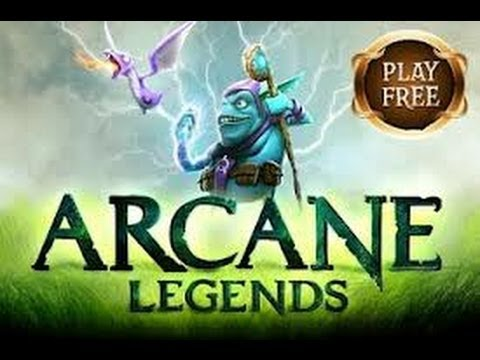 Arcane Legends (Chrome, IOS, Android) Free