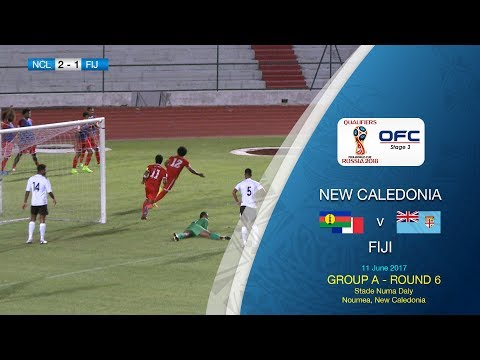 New Caledonia v Fiji - 2018 FIFA World Cup Qualifier Highlights