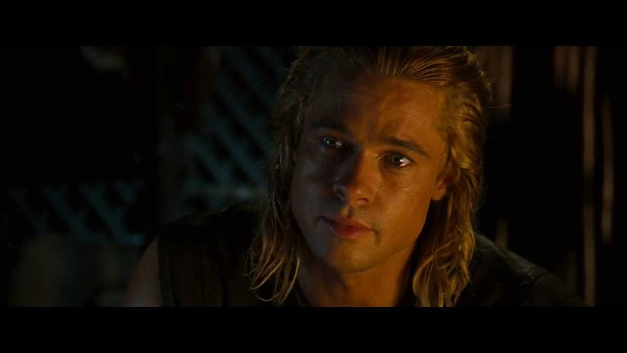 Troy 2004 Achilles They Gods Envy Us Because We're Mortal