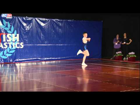 FIG Individual Men - Rhys Williams - ND (10-11 Years) - Gold