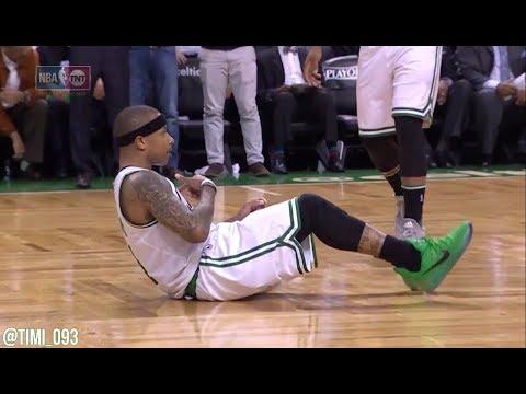 Isaiah Thomas 2017 NBA Playoffs Highlights