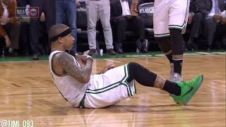Isaiah Thomas 2017 NBA Playoffs Highlights