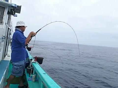 海老丸160716_7.5kg - YouTube