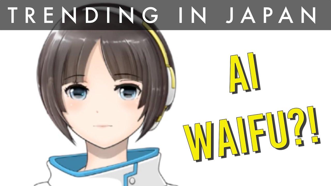Anime AI Waifu IS HERE (Smartphone)!!