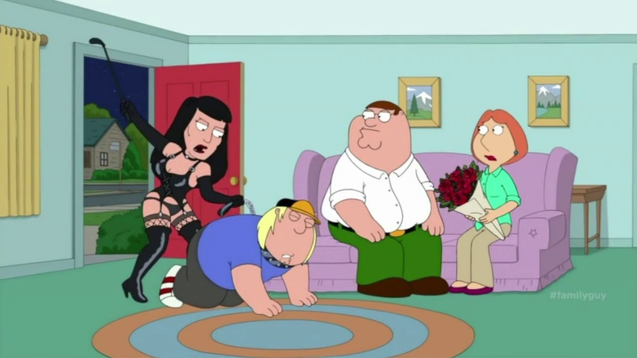 Family Guy Funny Moments 4