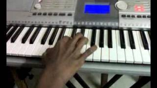 love hurts by incubus on piano