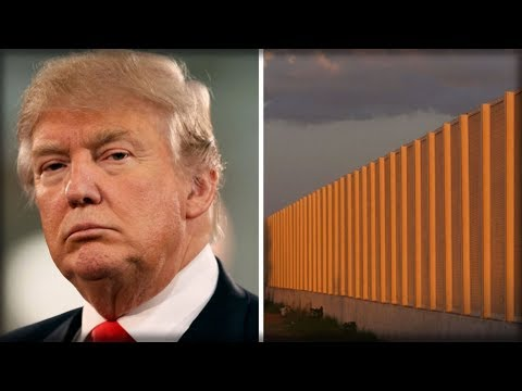 BREAKING: CONTRACTS HAVE BEEN SIGNED - HERE'S WHAT TRUMP'S WALL WILL LOOK LIKE