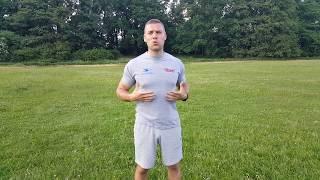 Właściwe ułożenie kręgosłupa piersiowego