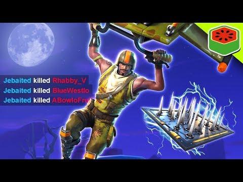 THE 200 IQ PLAY! | Fortnite Battle Royale