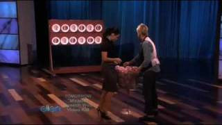 Ellen and Julia Louis-Dreyfus Smash Each Other's Faces