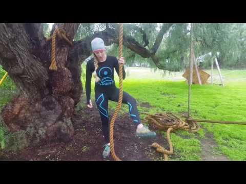 Easy Rope Climb Technique