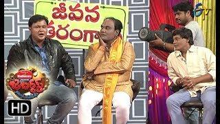 BulletBhaskarSunamiSudhakarPerformance   Jabardasth   21st September 2017  ETV  Telugu