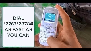 v2Movie : Samsung GT-E1282T Password | Phone Unlock Without Data Lose