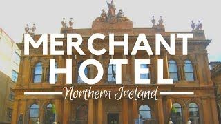 The merchant belfast is one of city's nicest hotels - a great restaurant, bar and spa. staff are excellent location perfect building itself i...