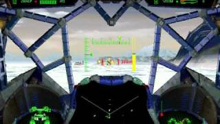 G-NOME 1996 PC game Mission 10 - The Citadel Approach