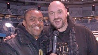 Tyson Fury: Deontay Wilder SEXY, Anthony Joshua STINKER & Only True Champion ME!