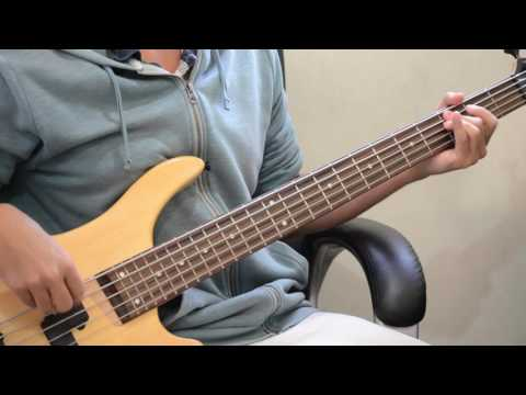 Love Song - 311 (Bass Cover)