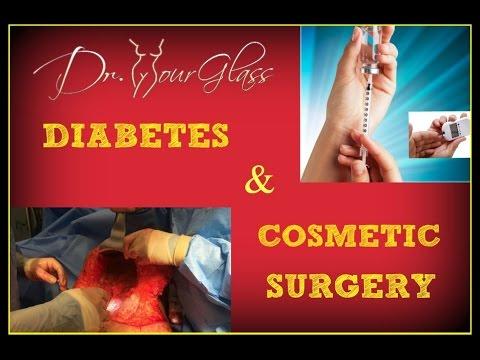 Cosmetic surgery and diabetes: Houston, Austin, Dallas, San Antonio
