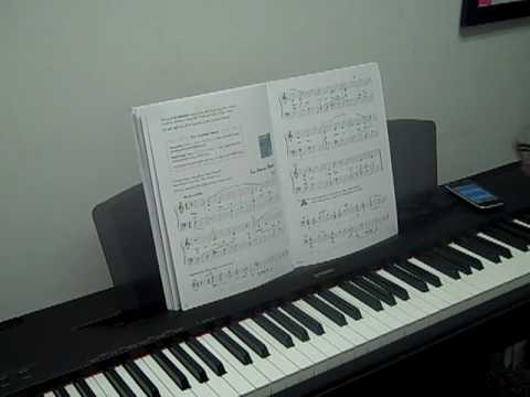 Piano Tutorial - Go Down Moses - Level 1 - Accelerated